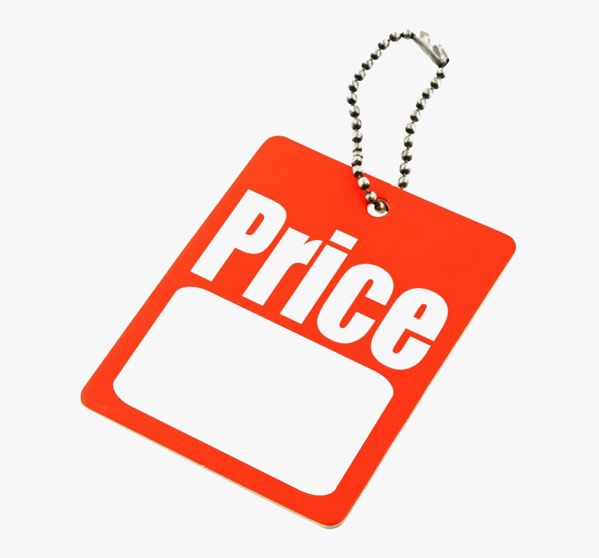 Blank Price Tag Png Image - Price Clipart, Transparent Png, Free Download