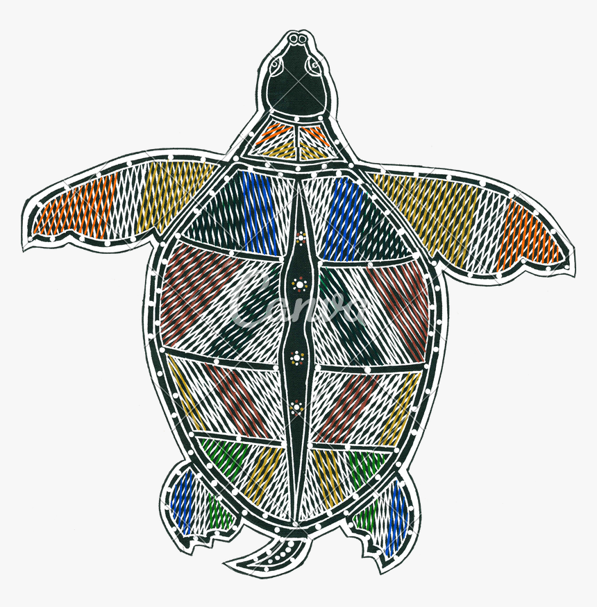 Transparent Sea Turtle Clipart Png - Aborigines In Australia Png, Png Download, Free Download
