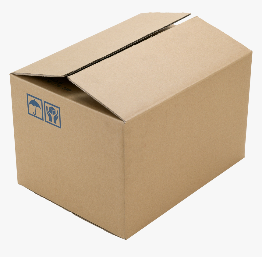Download For Free Box Png Image Without Background - Cardboard Box For Packing, Transparent Png, Free Download