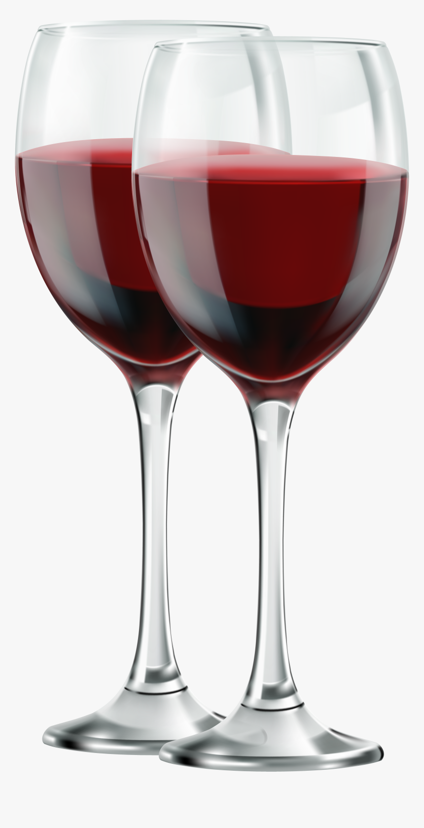 Transparent Background Red Wine Glass Png, Png Download, Free Download