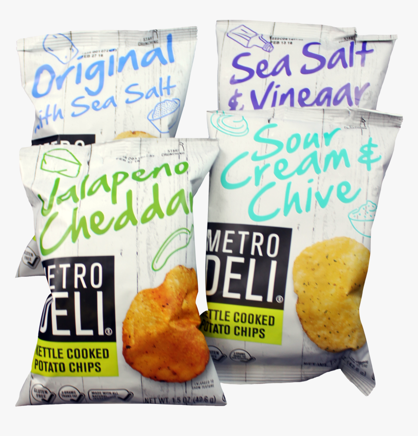 Metro Deli Chips Png, Transparent Png, Free Download