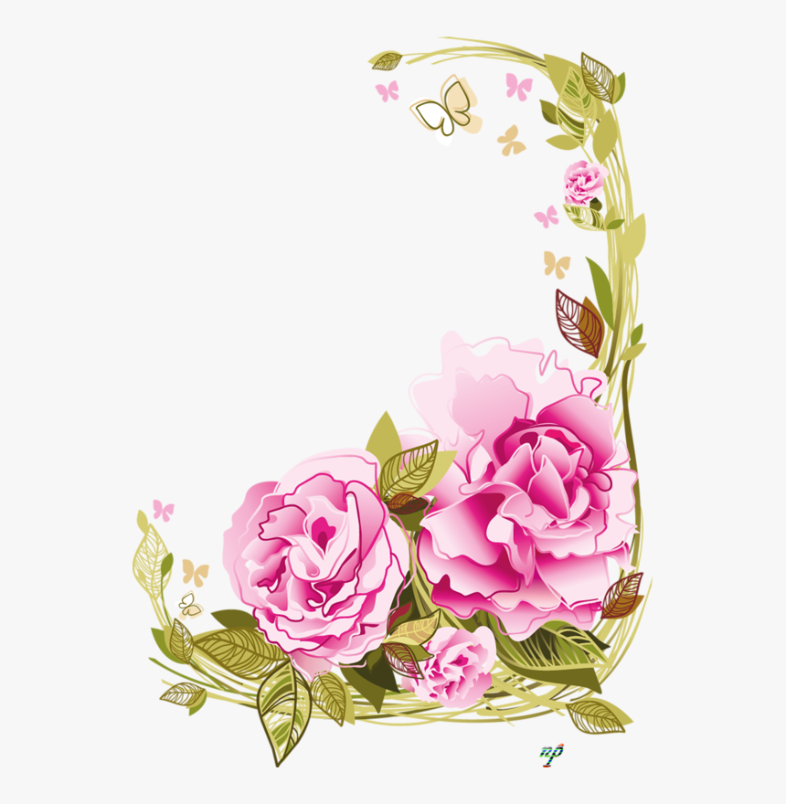 Pin By Marie Camille On Borders Png - Кружки На 8 Марта, Transparent Png, Free Download