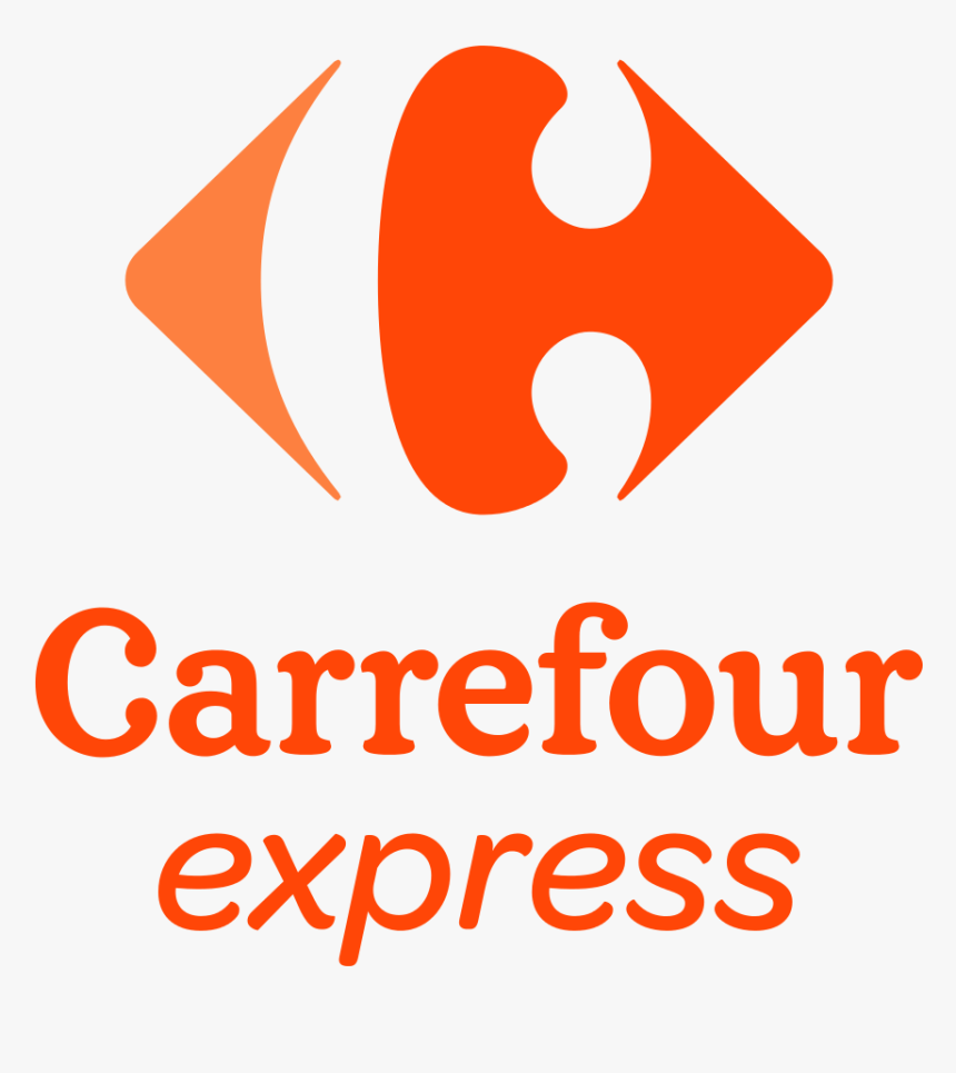 Logo Carrefour Express - Carrefour Market, HD Png Download, Free Download