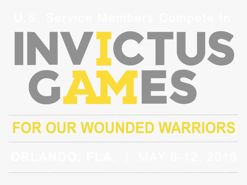 S Service Members Compete In Invictus Games - Invictus Games For Our Wounded Warriors, HD Png Download, Free Download