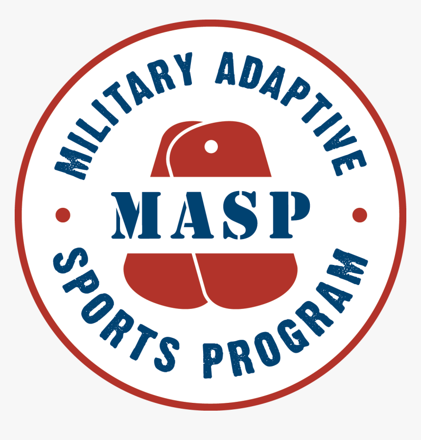 Graphic For The Military Adaptive Sports Program - Adaptive Sports Access For Wounded Warriors Logo, HD Png Download, Free Download