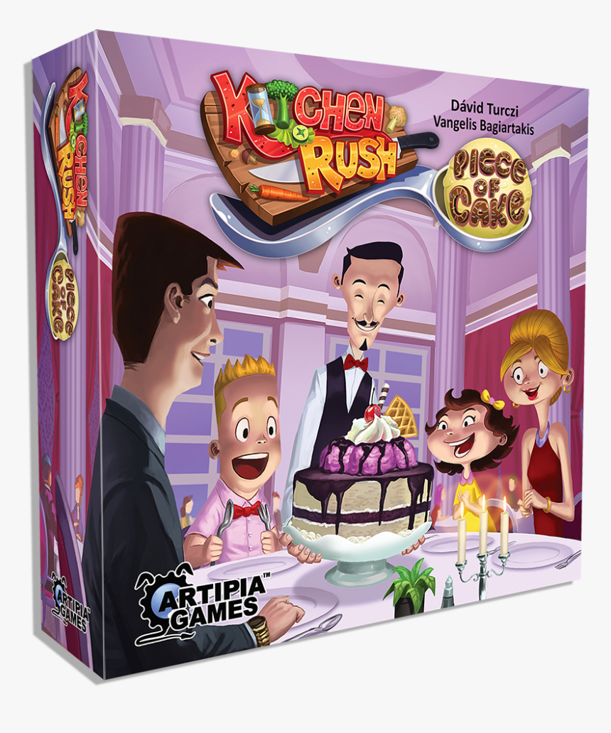 Kitchen Rush Board Game Expansion, HD Png Download, Free Download