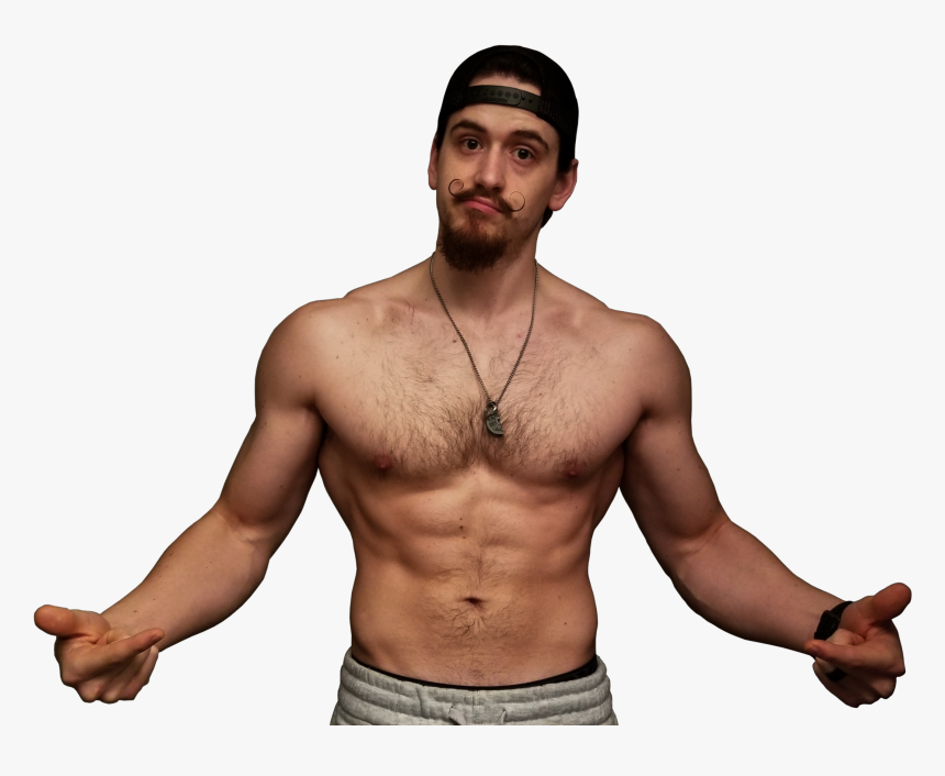 Transparent Six Pack Abs Png - Barechested, Png Download, Free Download