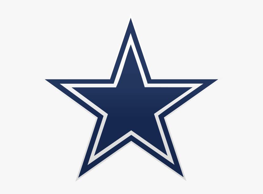 Dallas Cowboys Transactions - Dallas Cowboys Star Clipart, HD Png Download, Free Download