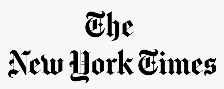 New York Times Logo Stacked - New York Times, HD Png Download, Free Download