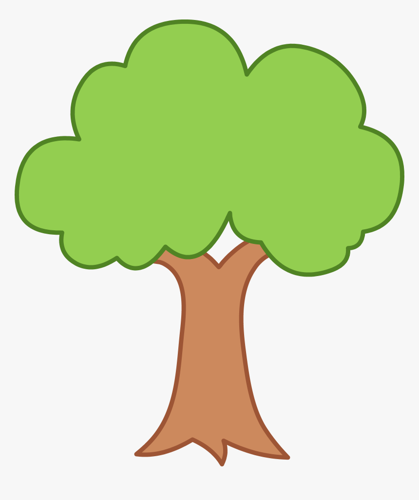 Family Reunion Tree Clip Art - Tree Clipart, HD Png Download, Free Download