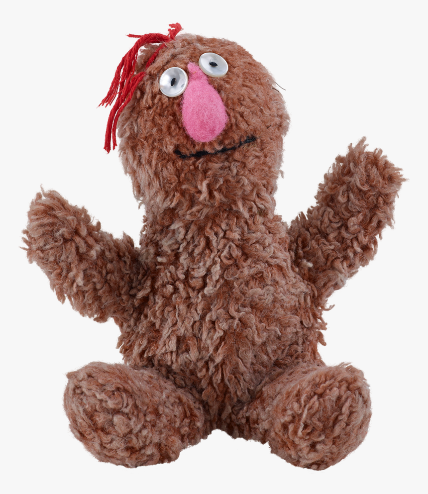 Muppet Wiki - Sesame Street Telly Freddy, HD Png Download, Free Download
