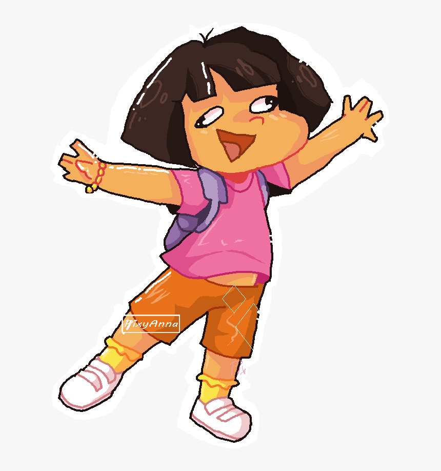 Transparent Autism Clipart Autistic Dora Hd Png Download Kindpng