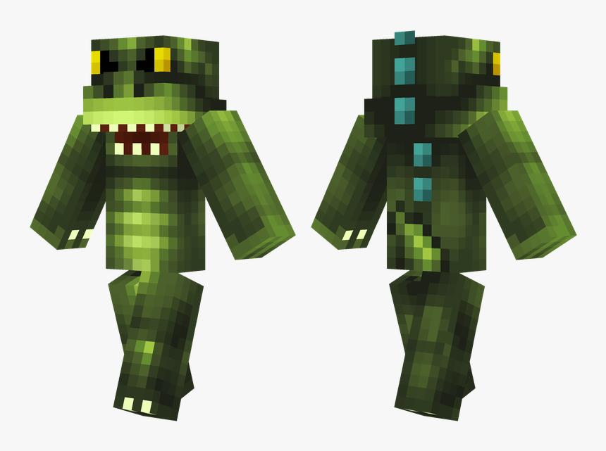 Transparent Minecraft Spider Png - Minecraft Skin Green Steve, Png Download, Free Download