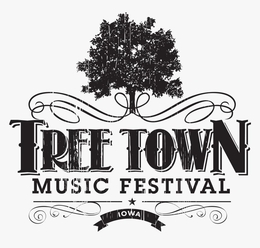 Transparent Blake Shelton Png - Tree Town Music Festival Logo, Png Download, Free Download