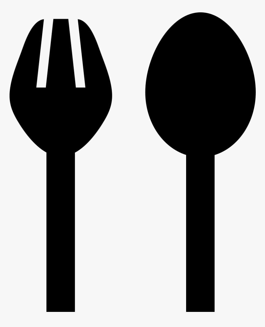 Fork And Spoon - Tenedor Y Cuchara En Png, Transparent Png, Free Download