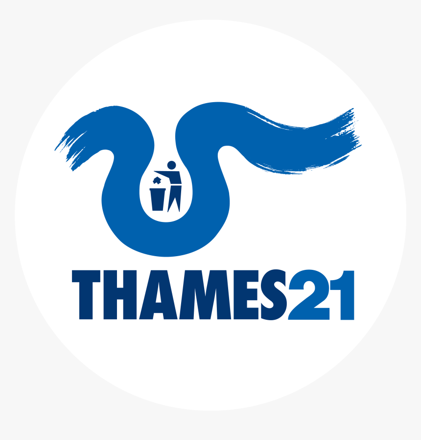 T21 Round Logo High Res - Thames 21, HD Png Download, Free Download