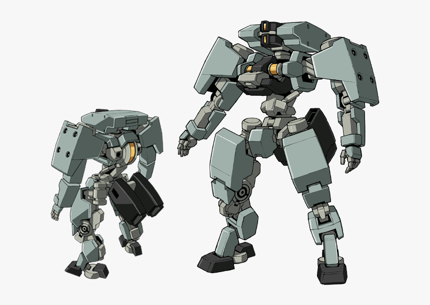 Mobile Suit Gundam Iron Blooded Orphans Graze, HD Png Download, Free Download