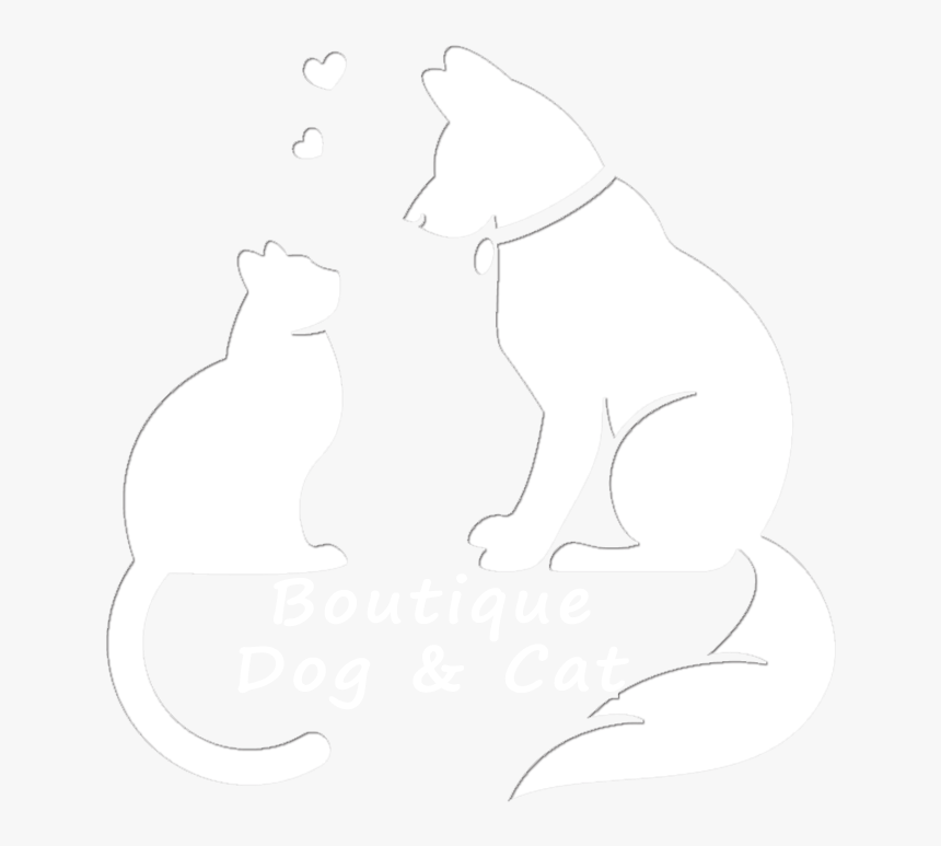 Boutique Dog Cat - Cats And Dog Mom, HD Png Download, Free Download
