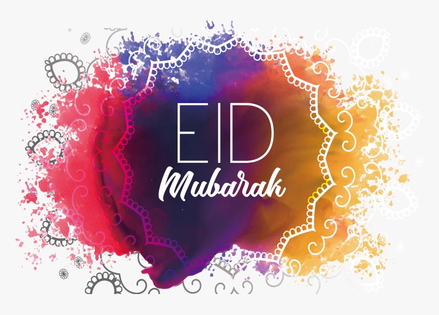 Clip Art Al Fitr Muslim Mubarak Transparent Eid Mubarak Png Png Download Kindpng