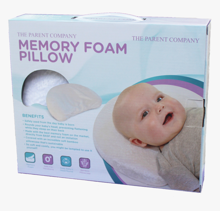 Baby Love Memory Foam Pillow, HD Png Download, Free Download