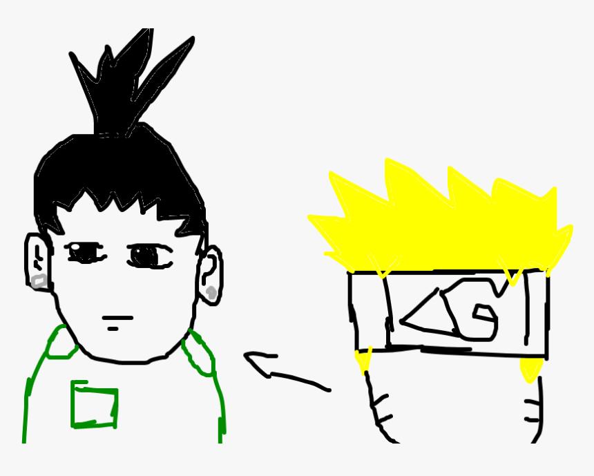 Transparent Shikamaru Png - Cartoon, Png Download, Free Download