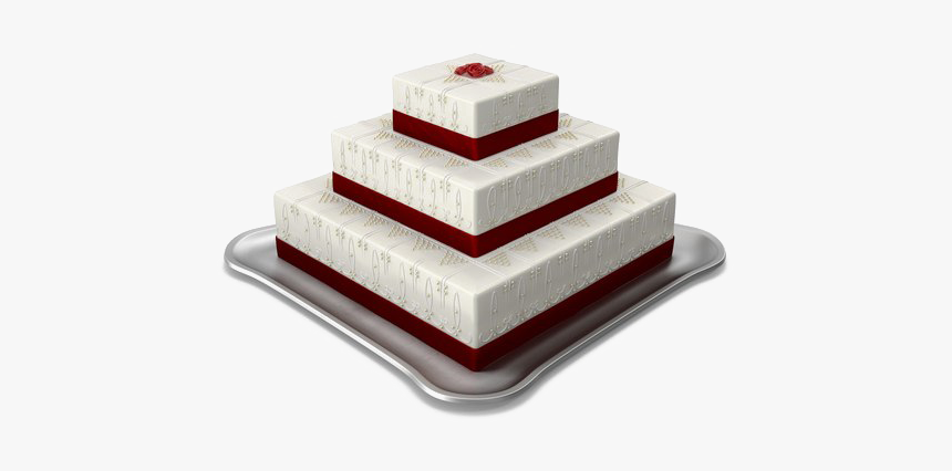 Wedding Cake Download Transparent Png Image - Birthday Cake, Png Download, Free Download