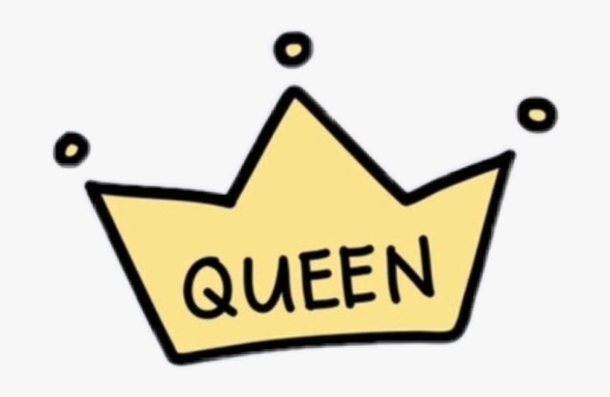 Transparent Krone Clipart - Queen Crown Tumblr Png, Png Download, Free Download