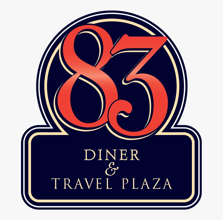83 Diner & Travel Plaza York, Pennsylvania - 83 Diner, HD Png Download, Free Download