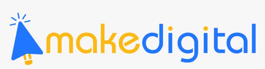 Make Digital Logo - Graphic Design, HD Png Download, Free Download