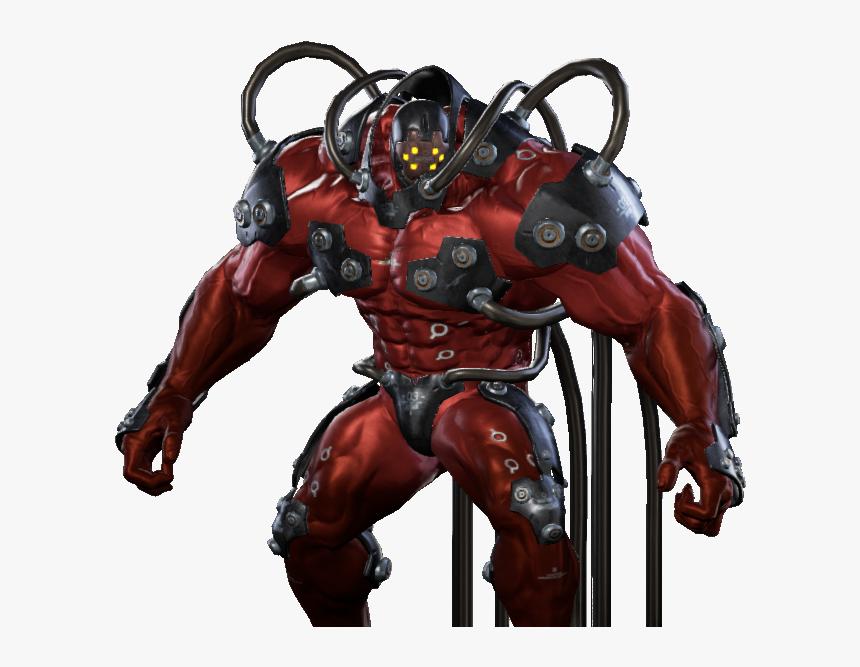 Tekken 7 Red Guy Hd Png Download Kindpng