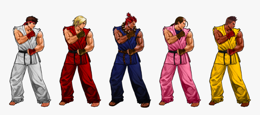 Fatal Fury Wild Ambition Ryo, HD Png Download, Free Download