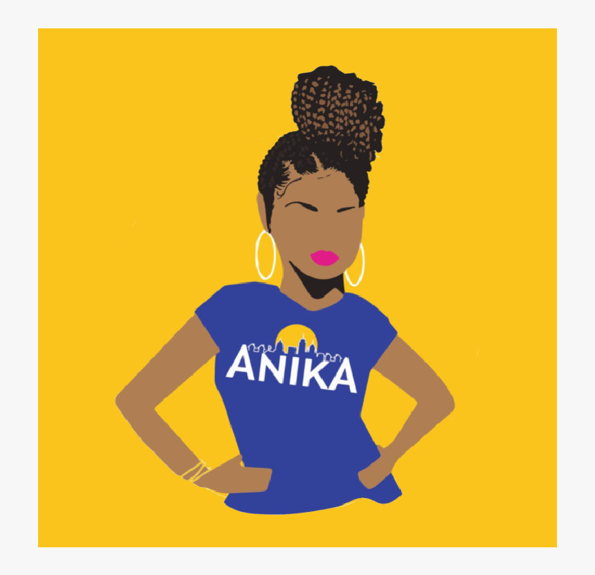 Vote Anika Bowie For St, HD Png Download, Free Download