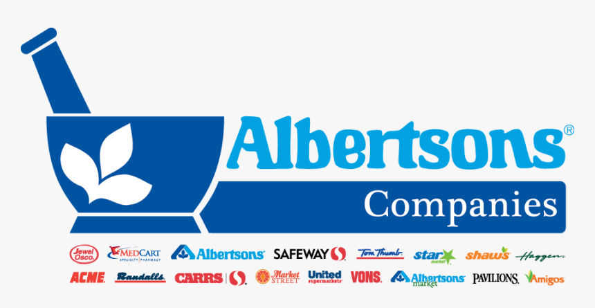 Albertsons Companies Logo - Graphic Design, HD Png Download, Free Download