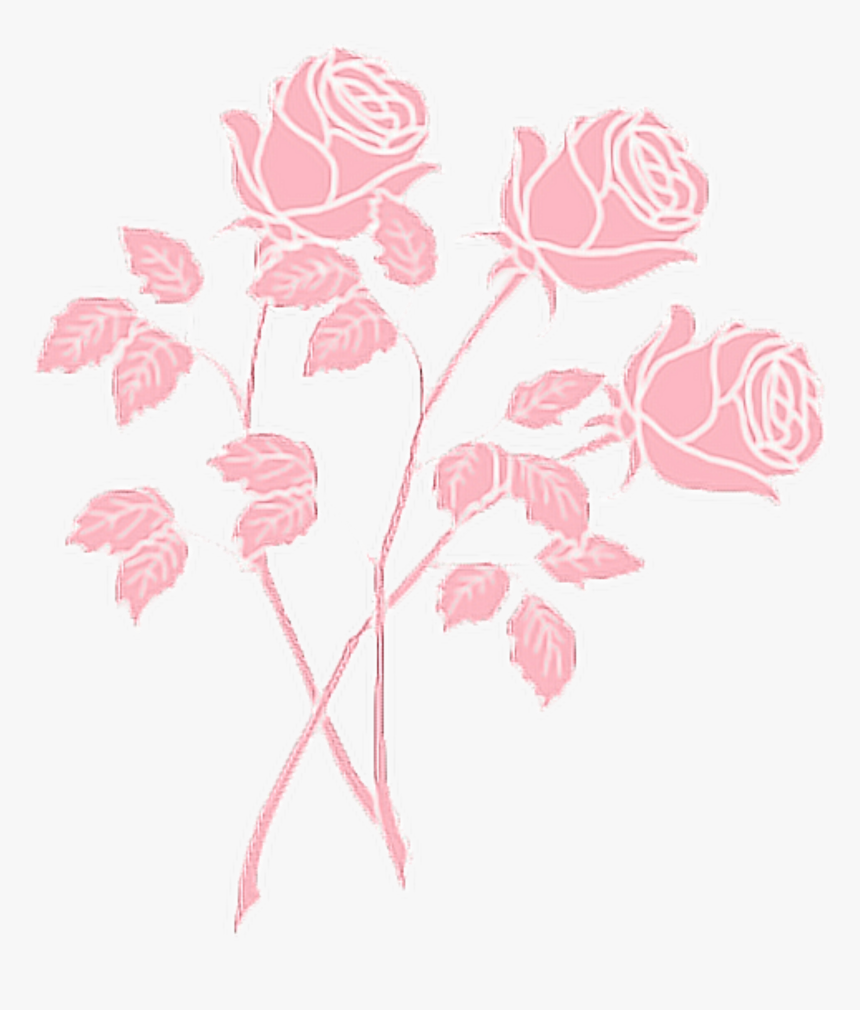 Notmine Pastel Pink Aesthetics Aesthetic Tumblr Cute - Aesthetic Rosa Tumblr Png, Transparent Png, Free Download
