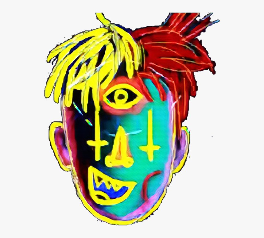 #xxxtentacion - Illustration, HD Png Download, Free Download