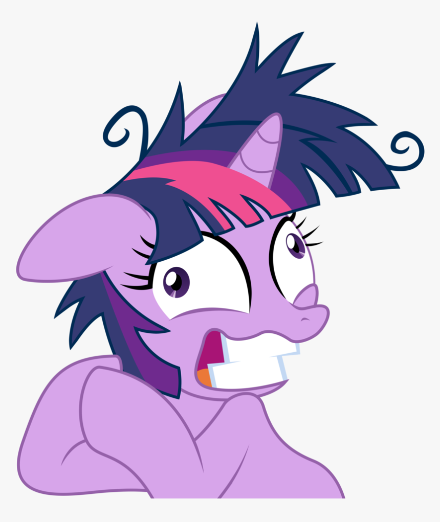 Twilight Sparkle Pony Pinkie Pie Rarity Gif - My Little Pony Wolf, HD Png Download, Free Download