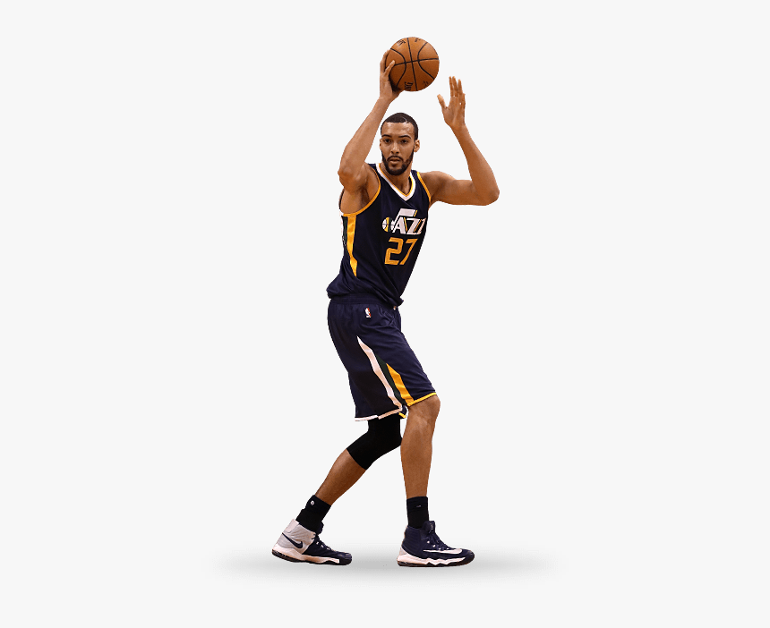 Utah Jazz Player Png, Transparent Png, Free Download