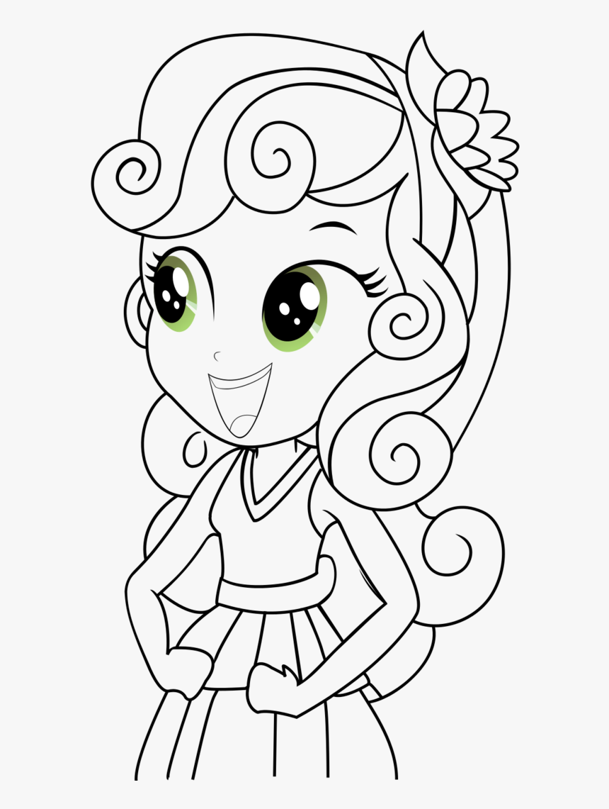 Equestria Girls Coloring Pages - Best Coloring Pages For Kids | 1141x860
