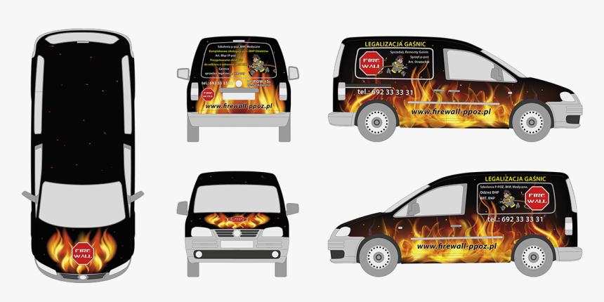 Compact Van, HD Png Download, Free Download