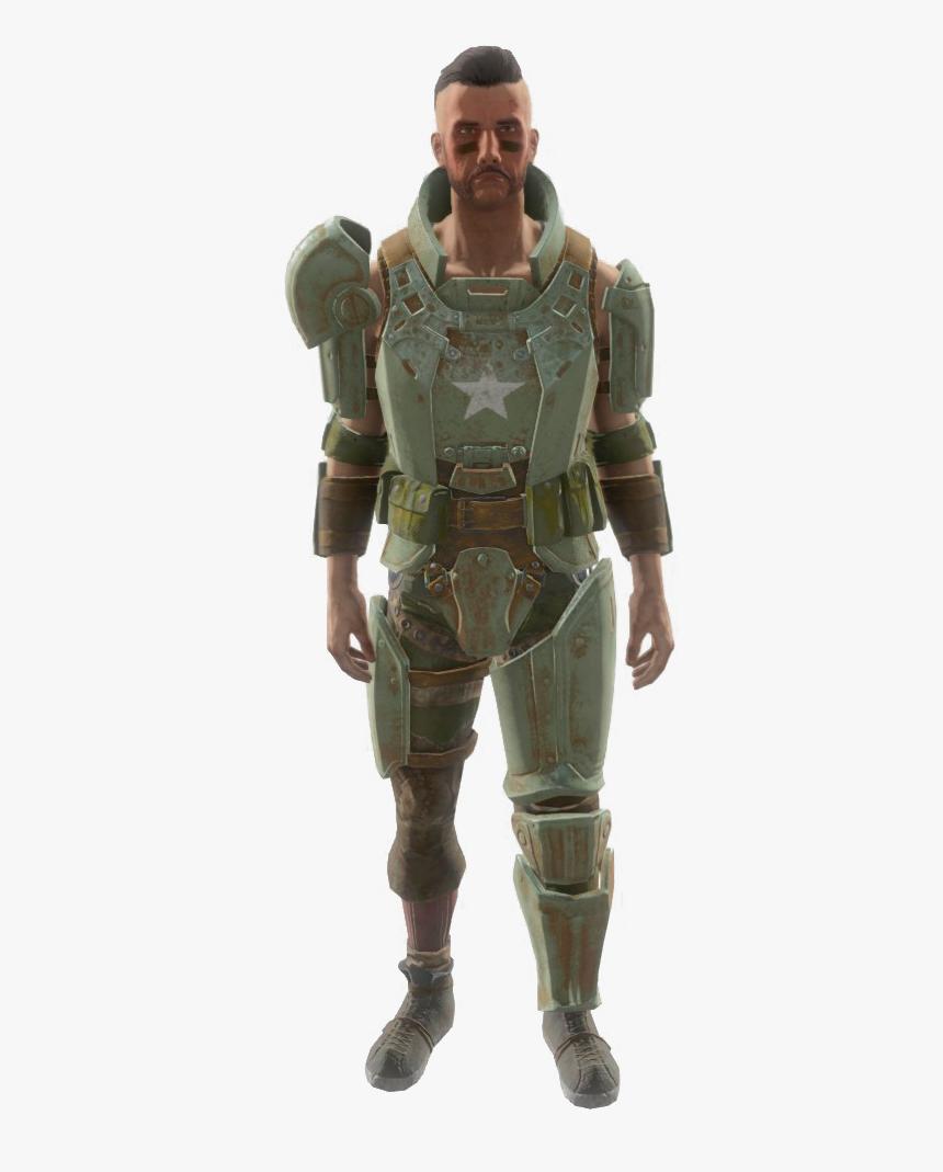 Nukapedia The Vault - Fallout 4 Gunner Ranks, HD Png Download, Free Download
