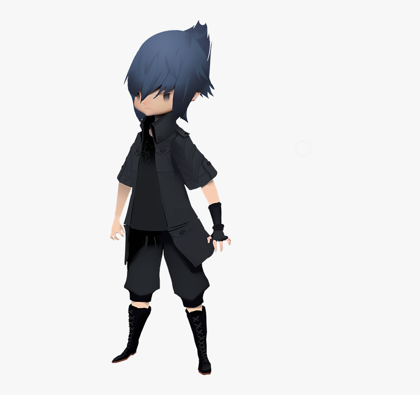Final Fantasy Xv Pocket Edition Characters, HD Png Download, Free Download