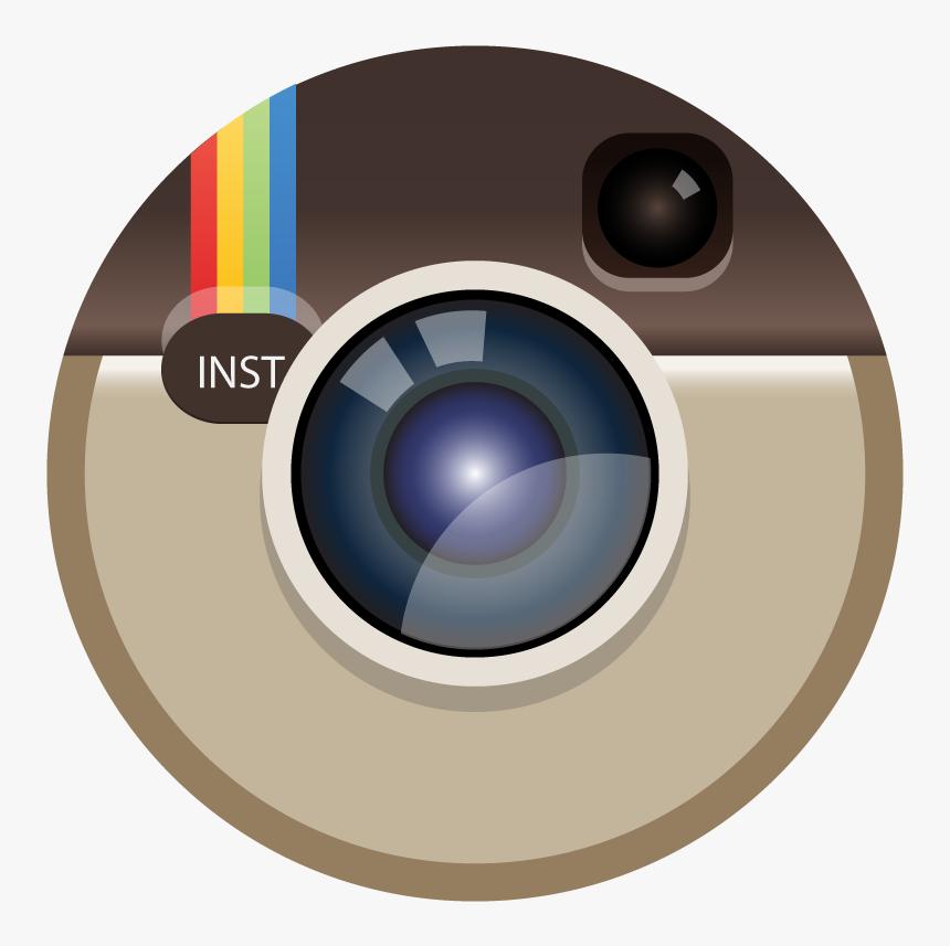 Instagram Png Logo - Instagram Old Logo Png, Transparent Png, Free Download
