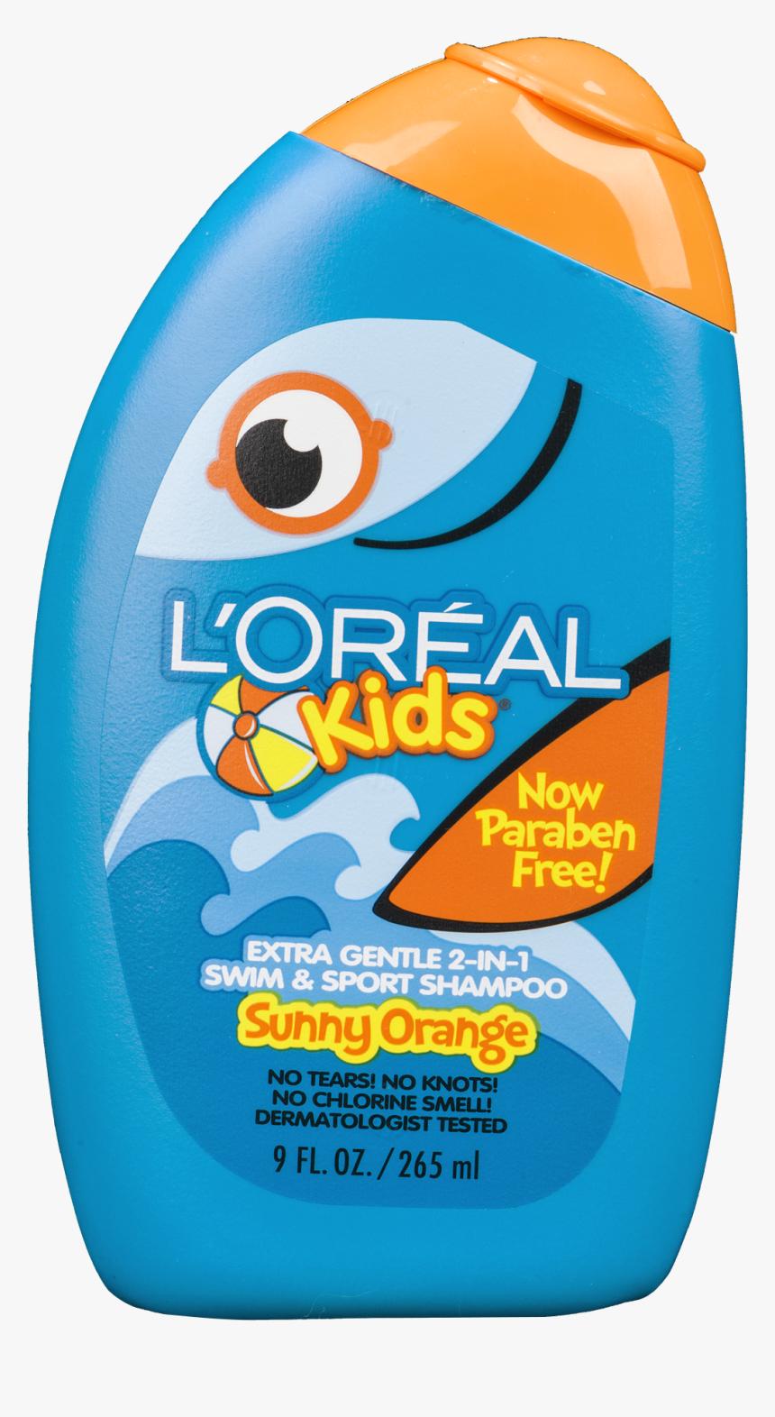 "L""oreal Paris Kids 2 In 1 Extra Gentle Shampoo, Splash - Loreal Shampoo Kids, HD Png Download, Free Download"
