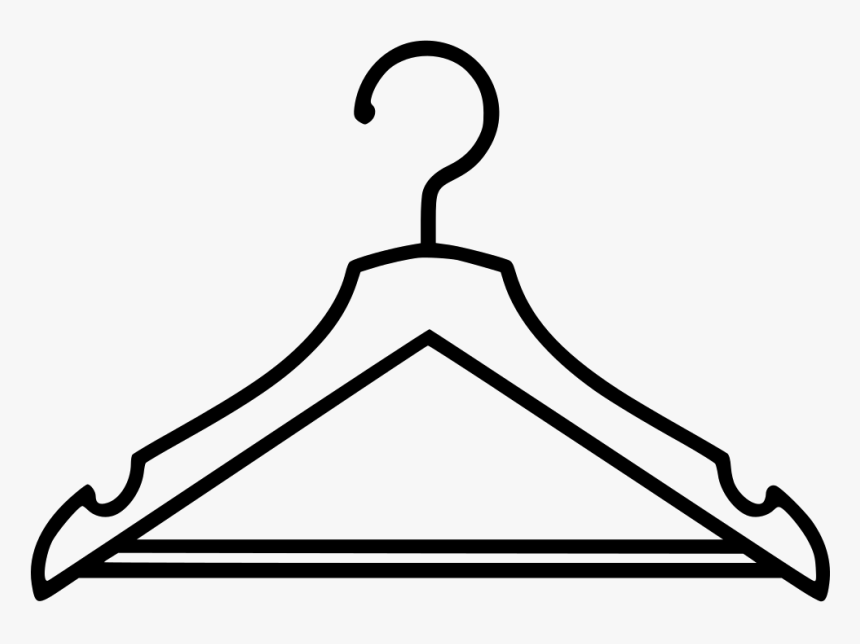 Hangers Png Icon Free - Transparent Background Hanger Png, Png Download, Free Download