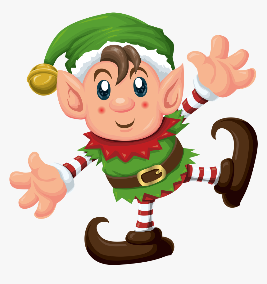 Christmas Png Photo - Elf Png, Transparent Png, Free Download