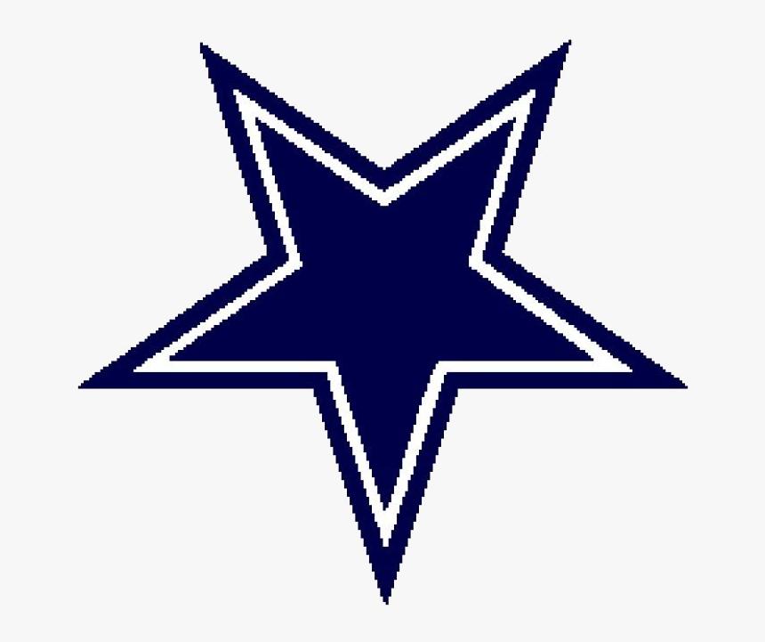 Dallas Cowboys Star Clip Art Clipart Collection Transparent - Dallas Cowboys Logo No Background, HD Png Download, Free Download