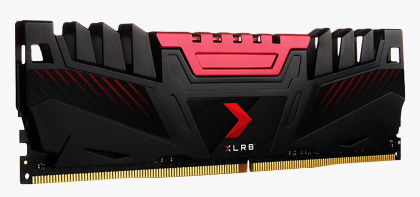 Technology Ddr4 - Carmine - Carmine, HD Png Download, Free Download