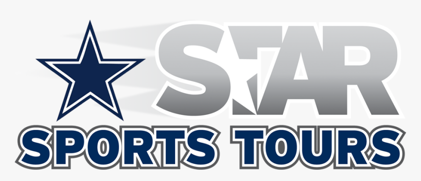 Star Sports Tours - Dallas Cowboys Star, HD Png Download, Free Download