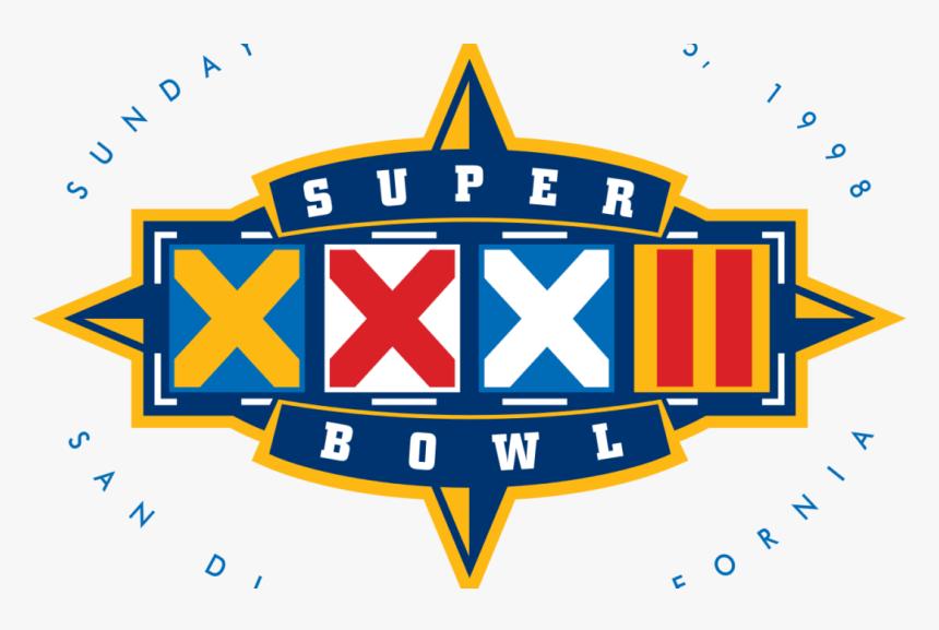 San Diego, Ca Home Of Super Bowl Xxxii - Super Bowl Xxxii, HD Png Download, Free Download
