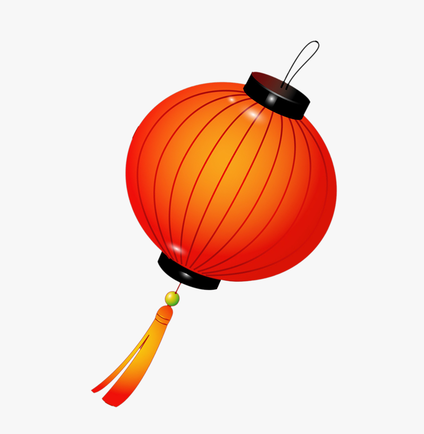 Chinese New Year Png - Clipart Chinese Paper Lantern, Transparent Png, Free Download
